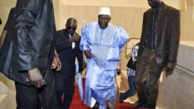 Photo of Mali holds state funeral for former dictator Moussa Traoré