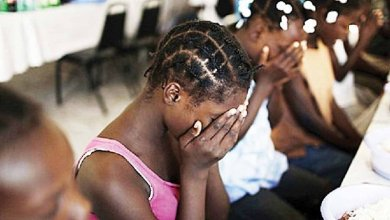 Photo of 900 Zimbabwean girls aged under 18 raped in 3 months