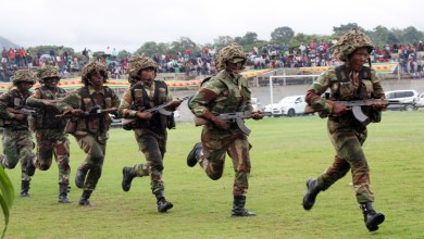 Photo of Zimbabwe's army ranked weaker than SA, Zambia and DR Congo in 2021
