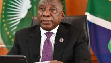 Photo of Ramaphosa, his health Minister say they are first to get COVID-19 vaccine
