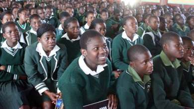Photo of UN in Zimbabwe message on International Day of the Girl Child