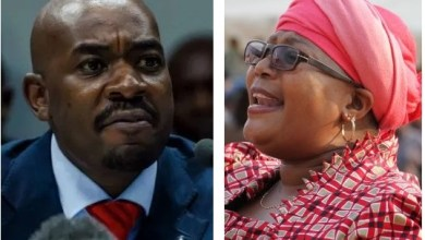 Photo of Chamisa says he made 5 attempts to lure Khupe back, labels Mwonzora 'luciferan'