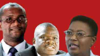 Photo of Khupe, Mwonzora, Mudzuri, Komichi fight for MDC-T presidency