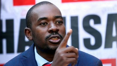 Photo of Chamisa speaks out on Sanctions and MDC-T