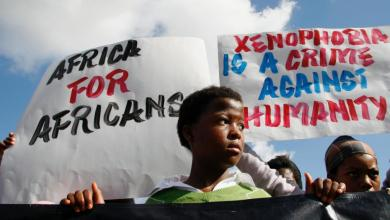 Photo of South African opposition parties benefit from rising Afrophobia