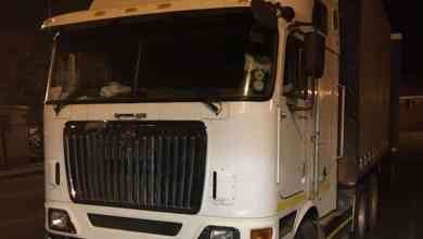 Photo of Zimbabwean truck driver arrested smuggling explosives into SA