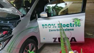 Photo of ZERA buys 100% electric car Nissan Leaf e+ for its fleet