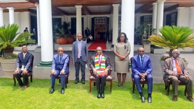 Photo of President swears in tribunal to probe Justice Ndewere