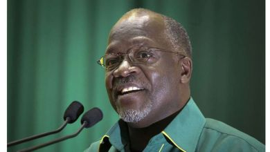 Photo of Magufuli warns protesters that democracy 'has limits'