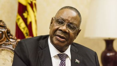 Photo of Ex-President Mutharika's accounts frozen over US$6.6m Zimbabwe cement scandal