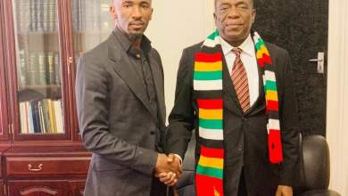 Photo of Java drops President Mnangagwa's name as fight with Chin'ono escalates