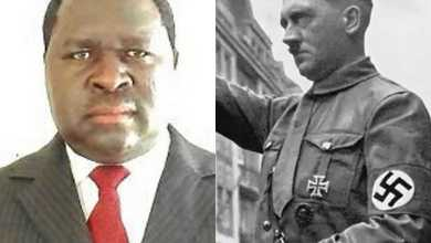 Photo of Adolf Hitler wins election in Namibia
