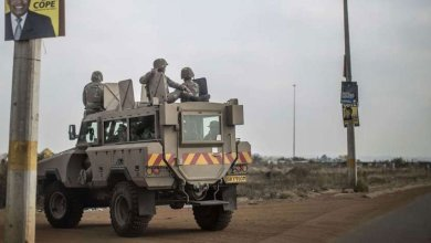 Photo of South African police requests army to help deal with attacks on trucks