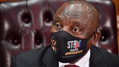 Photo of Ramaphosa eases South Africa's lockdown to level 1