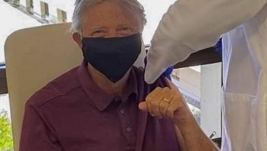 Photo of 'I feel great': Bill Gates gets COVID-19 vaccine injection