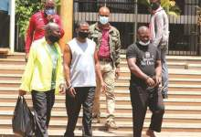 Photo of Soldiers arrested in connection with US$2.7 million cash heist