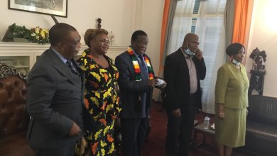 Photo of Former MDC Alliance officials Chebundo, Timveous join Zanu-PF