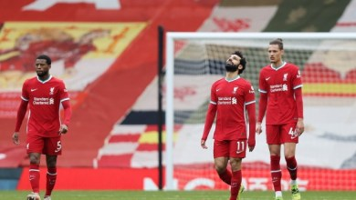 Photo of Liverpool suffer SIXTH straight home defeat