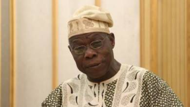 Photo of Nigerian ex-President Obasanjo tested COVID-19 positive