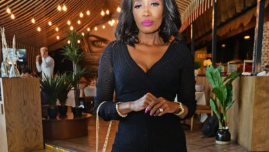 Photo of 'Small house' blamed for Sophie Ndaba's crumbling marriage