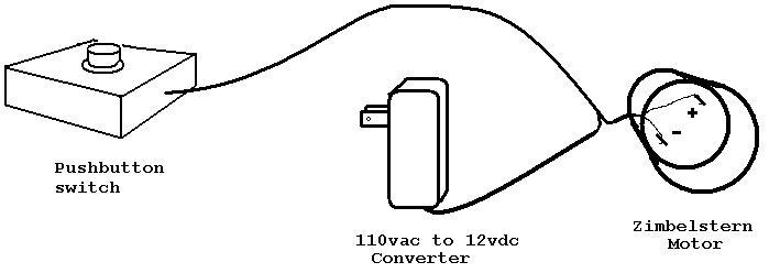 Zimb/Glock. wiring instructions