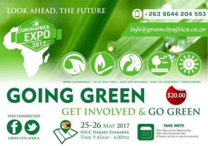 Green Africa Expo 2017 @ Rainbow Towers Hotel & Conference Centre | Harare | Harare Province | Zimbabwe