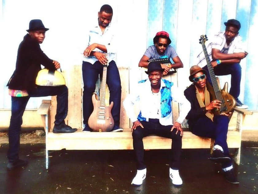 Multi-award-winning group, Mokoomba PIC: COURTESY OF ERIC VANNIEUWALAND