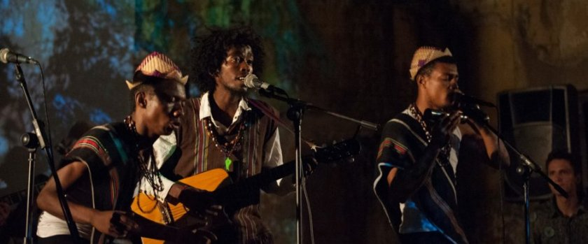 Sa Roy will be performing at Francophonie Cultural Festival PIC: COURTESY OF PROHELVETIA.ORG.ZA