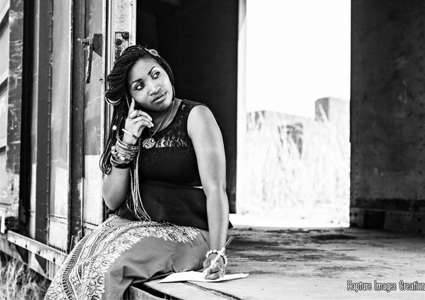 Afro Jazz artist, Caroleen Masawi aka Masa PIC: COURTESY OF RAPTURE IMAGES CREATION