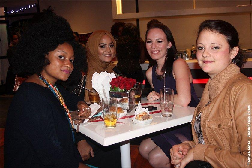 Some ladies in attendance. PIC: T. NDABAMBI | ZIMBOJAM.COM