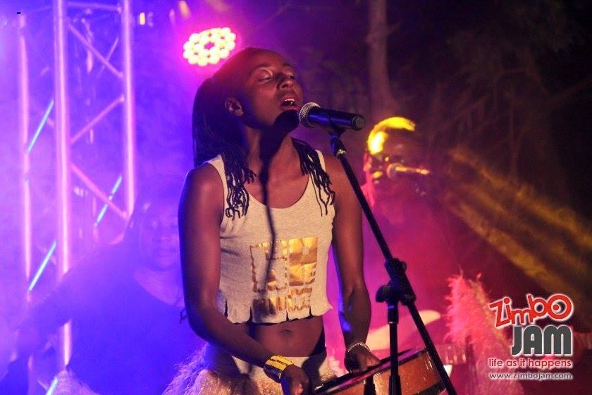 Hope Masike celebrates 10years in music PIC: T. CHIHAMBAKWE   ZIMBOJAM.COM