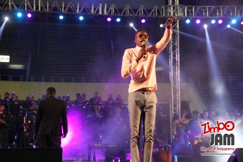 As the praises go up at Zimpraise live recording PIC: T. CHIHAMBAKWE | ZIMBOJAM.COM