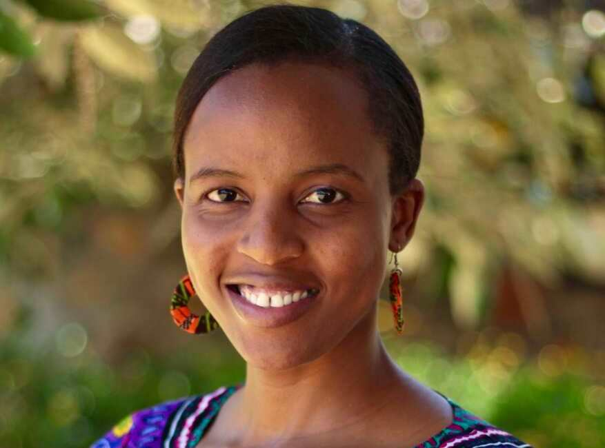 Award winning filmmaker Thandiwe Mawungwa PIC: COURTESY OF STANFORD JONI