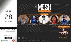 The Mesh ZW @ Chez Zandi | Harare | Harare Province | Zimbabwe