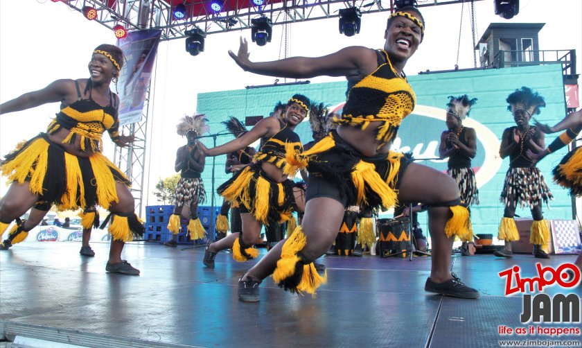 besides the dances, the beauty of the costumes also wowed the crowd. PIC: T. CHIHAMBAKWE | ZIMBOJAM.COM