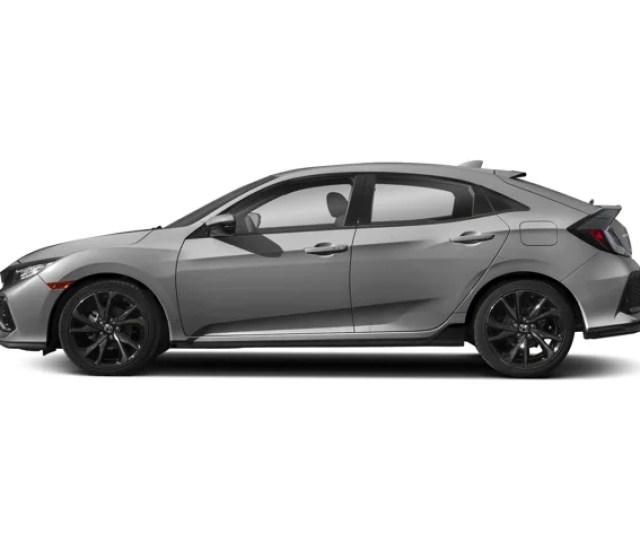 2018 Honda Civic Hatchback Sport Touring Cvt In Madison Wi Zimbrick Automotive
