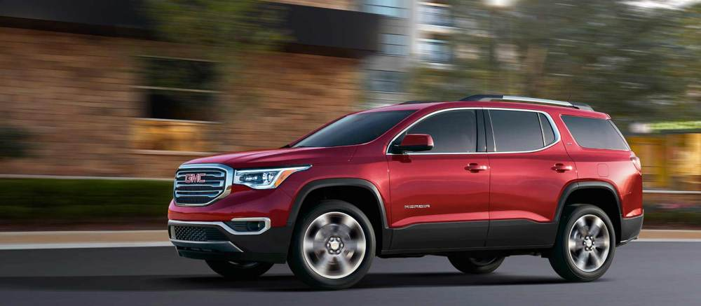 medium resolution of 2017 gmc acadia