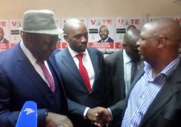 Why are Biti and Chamisa so desperate to join Mnangagwa's illegitimate government?