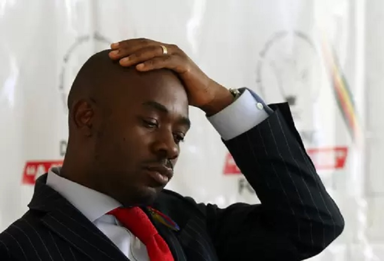 Chamisa says unity must go beyond parties or leaders