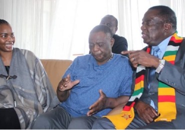 Govt to fly VP Chiwenga close relatives to China