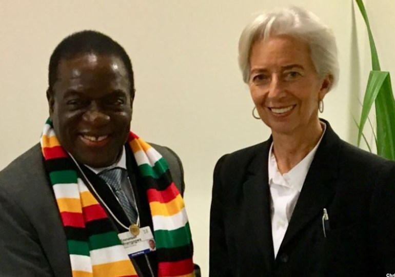 Zim on course for Commonwealth return: Envoy