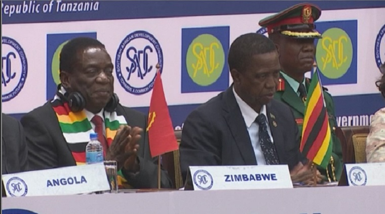 MDC accuses SADC of behaving like a record stuck in a groove after it endorses Mnangagwa