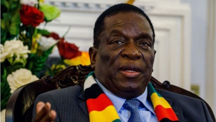 Mnangagwa says he will not dance to Chamisa's tune