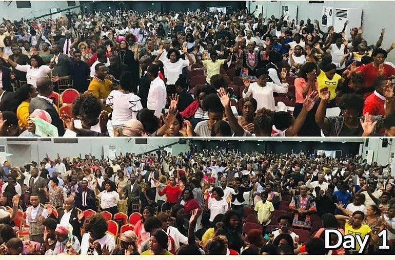 Prophet Dr. Kofi Danso African Crusade