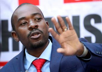 It's not about me: Chamisa