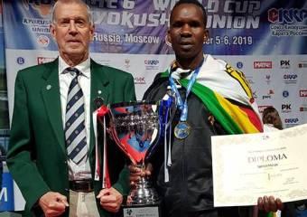 Muripo crowned world champion
