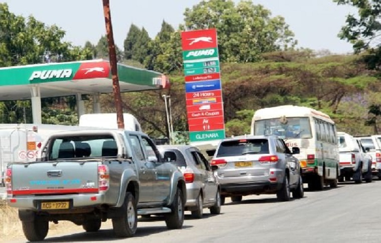 Zimbabwe-Mozambique discuss fuel supplies to Harare