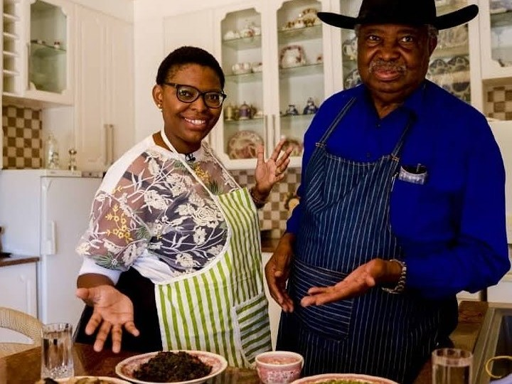 I love cooking: Mphoko