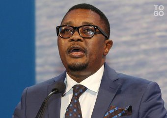 Mzembi under fire for stealing party logo