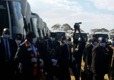 Another 40 buses added to Zupco fleet